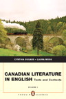 Canadian Literature in English Vol 1